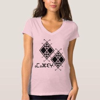 Amazigh Pattern T-Shirt