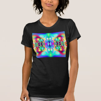 Amazing Abstract Colors Fractal T Shirts