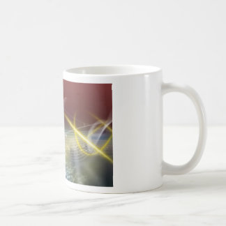 Amazing Abstract Design Basic White Mug