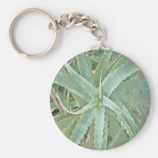 Amazing Aloe Vera Key Ring
