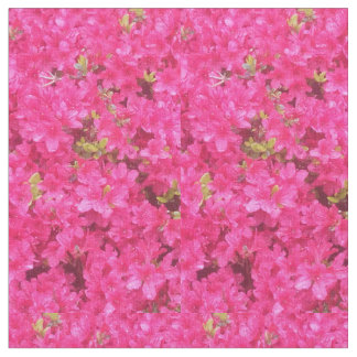 Amazing azalea fabric