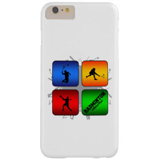 Amazing Badminton Urban Style Barely There iPhone 6 Plus Case