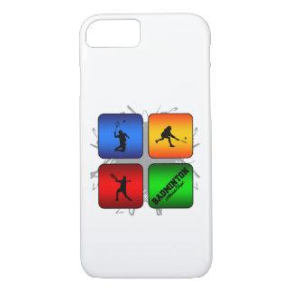 Amazing Badminton Urban Style iPhone 8/7 Case