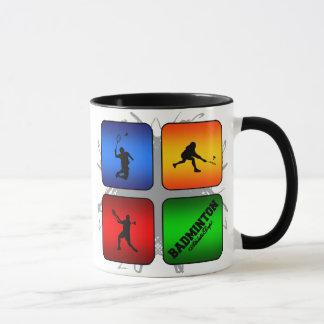 Amazing Badminton Urban Style Mug