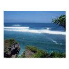 Amazing Bali Beach Postcard