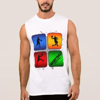 Amazing Basketball Urban Style Sleeveless Shirt