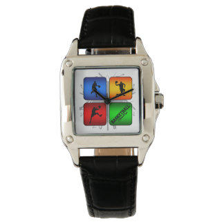 Amazing Basketball Urban Style Watch