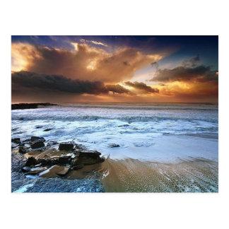 Amazing Beaches Postcard