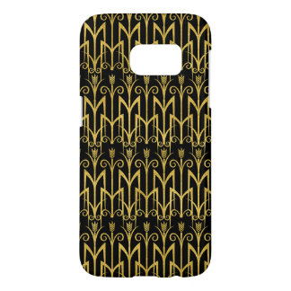 Amazing Black-Gold Art Deco Design