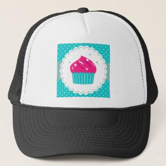 Amazing blue Cupcake pink blue Trucker Hat