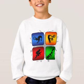 Amazing BMX Urban Style Sweatshirt