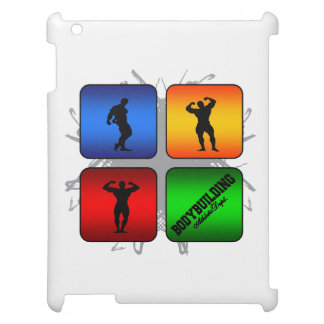 Amazing Bodybuilding Urban Style iPad Cases