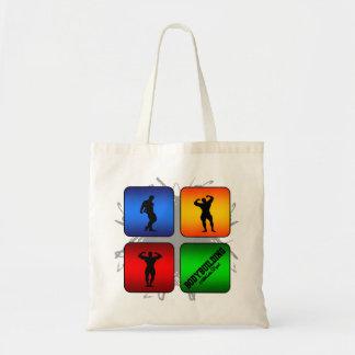 Amazing Bodybuilding Urban Style Tote Bag