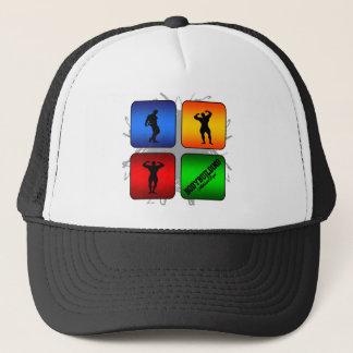 Amazing Bodybuilding Urban Style Trucker Hat