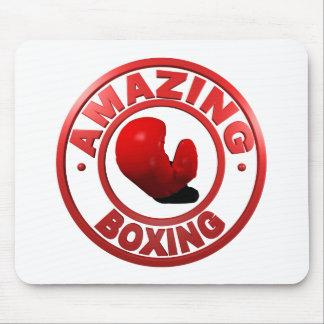 Amazing Boxing Mouse Pad