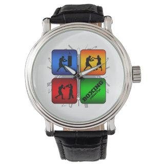Amazing Boxing Urban Style Wristwatch
