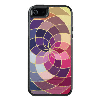 Amazing Colorful Abstract Design OtterBox iPhone 5/5s/SE Case
