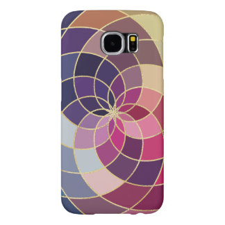 Amazing Colorful Abstract Design Samsung Galaxy S6 Cases