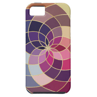 Amazing Colorful Abstract Design Tough iPhone 5 Case