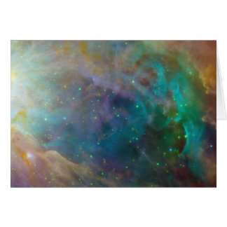Amazing Colors in Orion Card