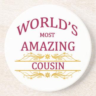 Amazing Cousin Coaster