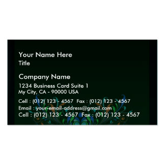 Amazing creative art design business card