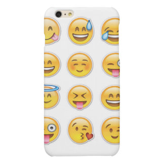 Amazing Face Emojis Iphone 6Plus Case