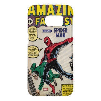 Amazing Fantasy Spider-Man Comic #15