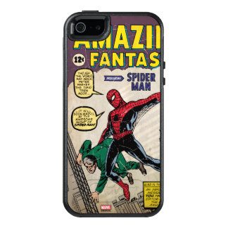 Amazing Fantasy Spider-Man Comic #15 OtterBox iPhone 5/5s/SE Case