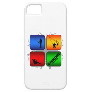Amazing Fishing Urban Style Barely There iPhone 5 Case