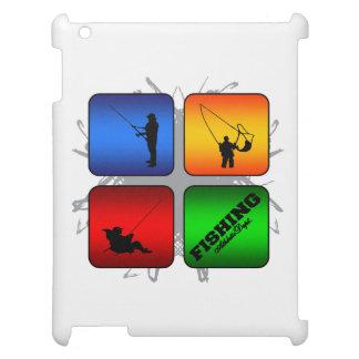 Amazing Fishing Urban Style Case For The iPad 2 3 4