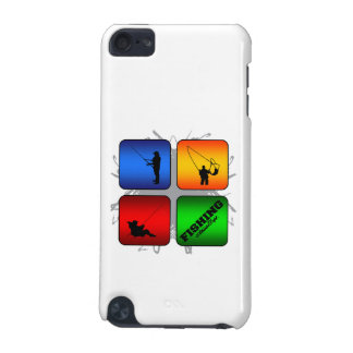 Amazing Fishing Urban Style iPod Touch (5th Generation) Cases