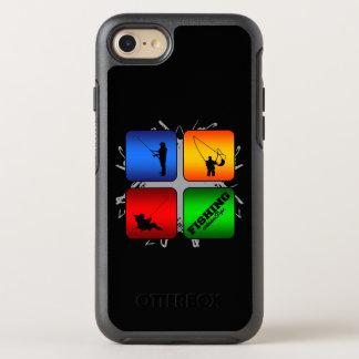 Amazing Fishing Urban Style OtterBox Symmetry iPhone 8/7 Case
