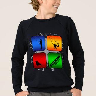 Amazing Fishing Urban Style Sweatshirt