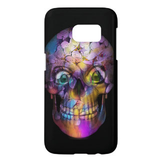 Amazing Floral Skull A