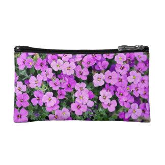 Amazing Flower Cosmetics Bag