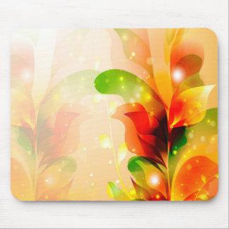 Amazing flowers mousepads