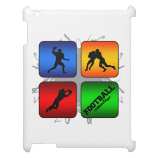 Amazing Football Urban Style Cover For The iPad 2 3 4