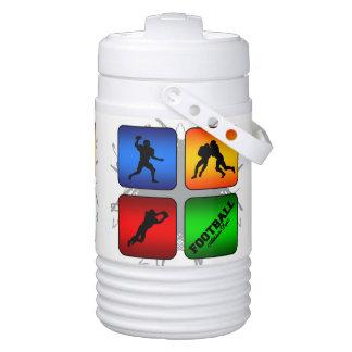 Amazing Football Urban Style Drinks Cooler
