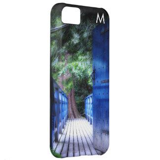 Amazing fresh nature colourful design custom art iPhone 5C case