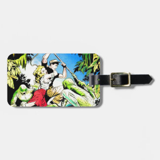 Amazing Ghost Stories Luggage Tag