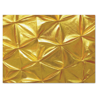 Amazing Gold Pattern Design Tissue Paper