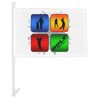 Amazing Golf Urban Style Car Flag