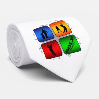 Amazing Golf Urban Style Tie