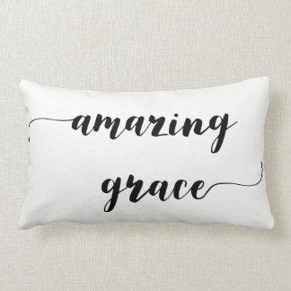 'Amazing Grace' Accent Lumbar Pillow