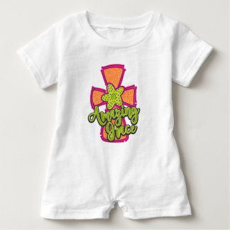 Amazing Grace Baby Top