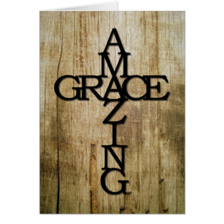 Amazing Grace Card