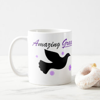 Amazing Grace Christian Coffee Mug
