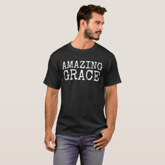 AMAZING GRACE, Christian T-shirts