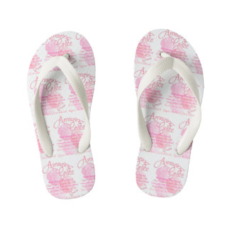 Amazing Grace Kid's Thongs